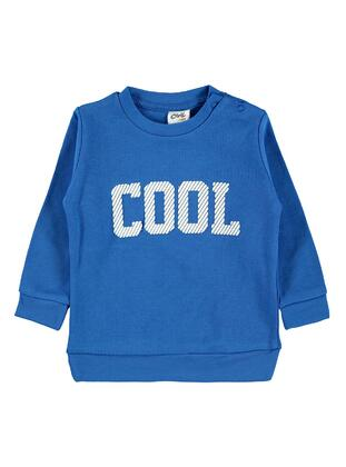 Blue - Baby Sweatshirts
