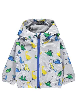 Gray - Baby Raincoats