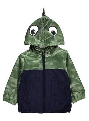 Khaki - Baby Raincoats - Civil