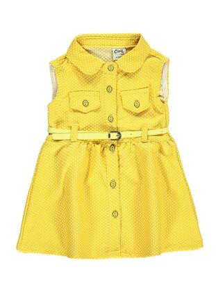 Yellow - Baby Dress - Civil