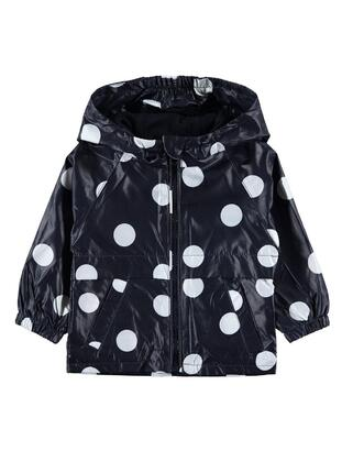 Navy Blue - Baby Raincoats