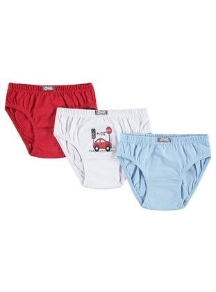 White - Kids Underwear - Civil