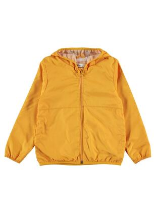Mustard - Boys` Raincoat - Civil