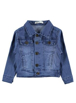 Blue - Boys` Jacket - Civil