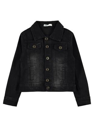 Black - Boys` Jacket