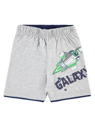 Gray - Boys` Shorts