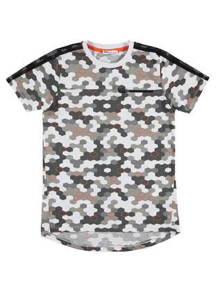 Smoke - Boys` T-Shirt
