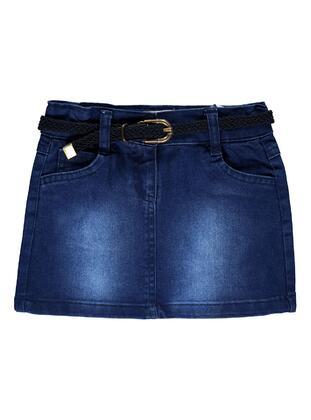 Blue - Girls` Skirt - Civil