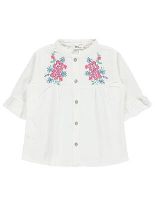 Ecru - Girls` Shirt - Civil