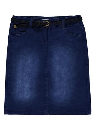 Blue - Girls` Skirt - Civil