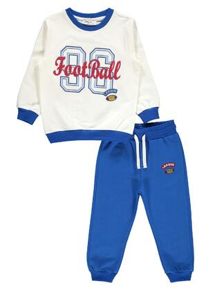 Blue - Boys` Tracksuit