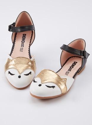 Multi - Girls` Sandals - Denokids