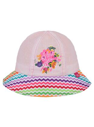 Pink - Girls` Hat - Civil