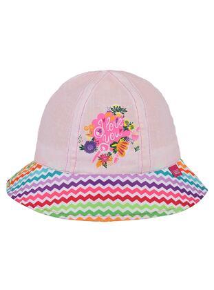 Pink - Girls` Hat - Civil