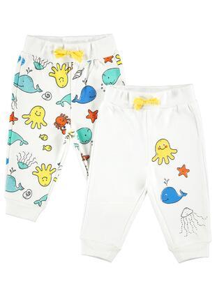 Ecru - Baby Bottomwear - Civil