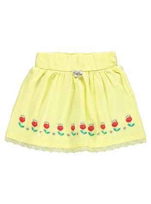 Yellow - Baby Skirt - Civil