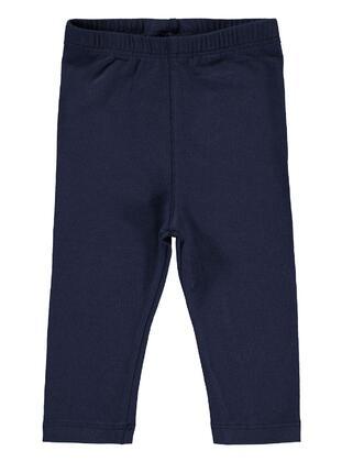 Navy Blue - baby tights - Civil