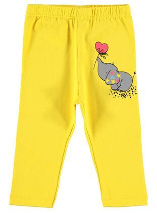Yellow - baby tights - Civil