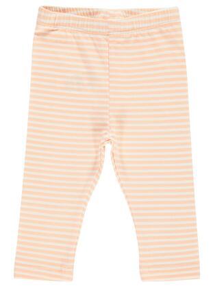 Salmon - baby tights - Civil