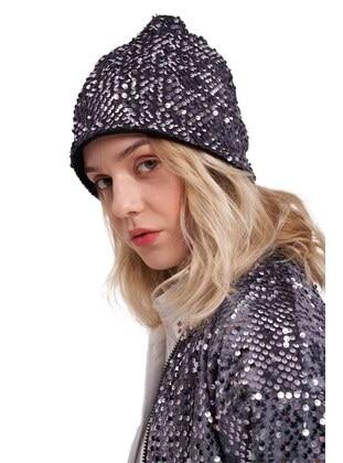 Gray - Hats - MIZALLE