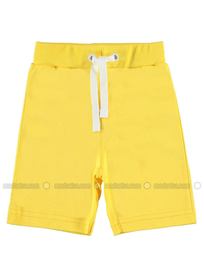 Mustard - Baby Shorts