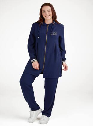 Navy Blue - Suit