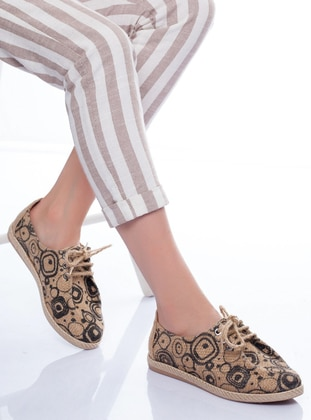 Multi - Flat - Flat Shoes