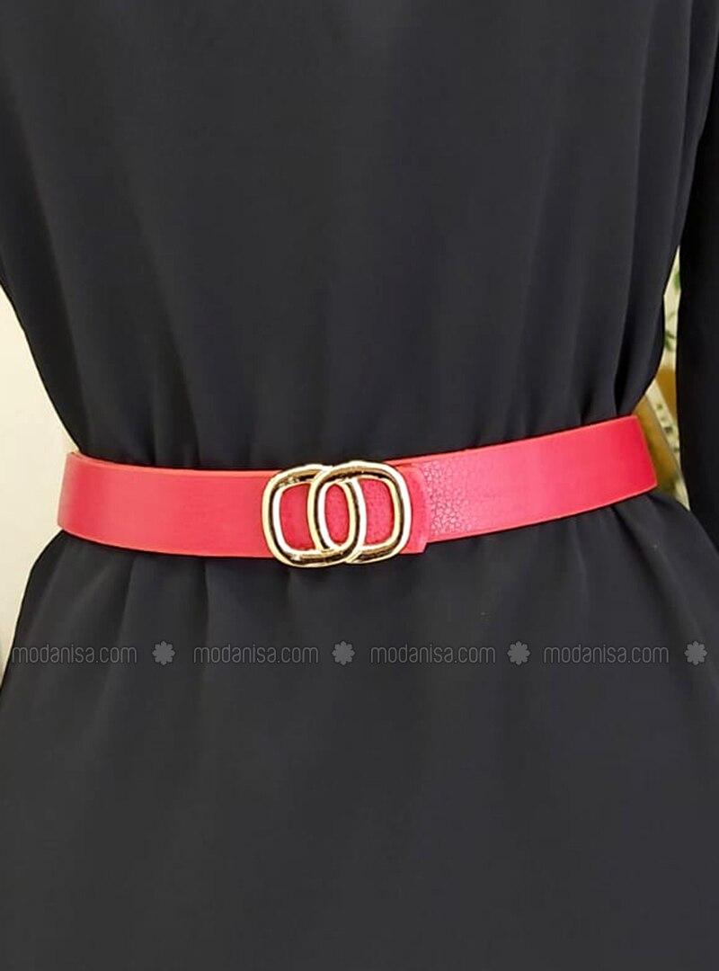 Red - Belt - Nurkombin