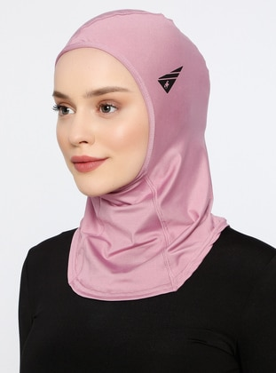 Pink - Plain - Simple - Bonnet