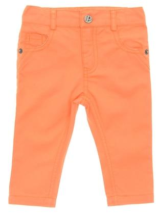 - Orange - Baby Pants