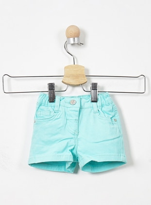 Mint - Baby Shorts