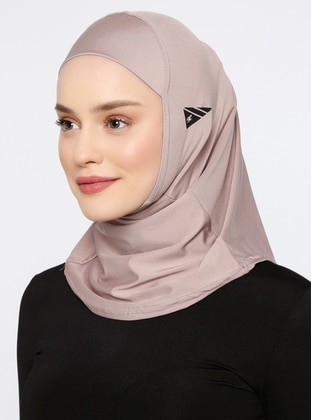 Dusty Rose - Plain - Simple - Bonnet - Ecardin