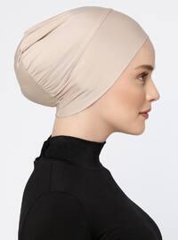 Mink - Plain - Simple - Bonnet