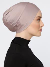 Dusty Rose - Plain - Simple - Bonnet