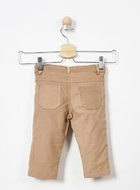 - Beige - Baby Pants