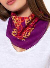 Purple - Neckerchief