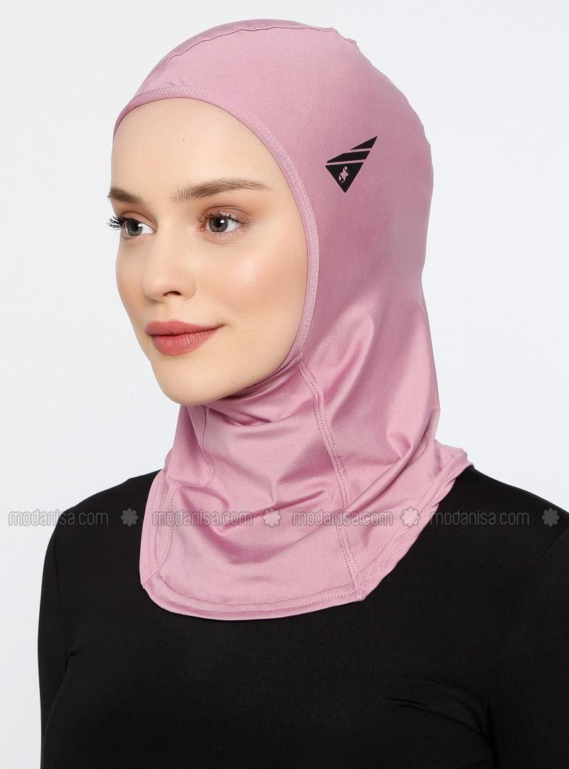 Pink - Plain - Simple - Bonnet