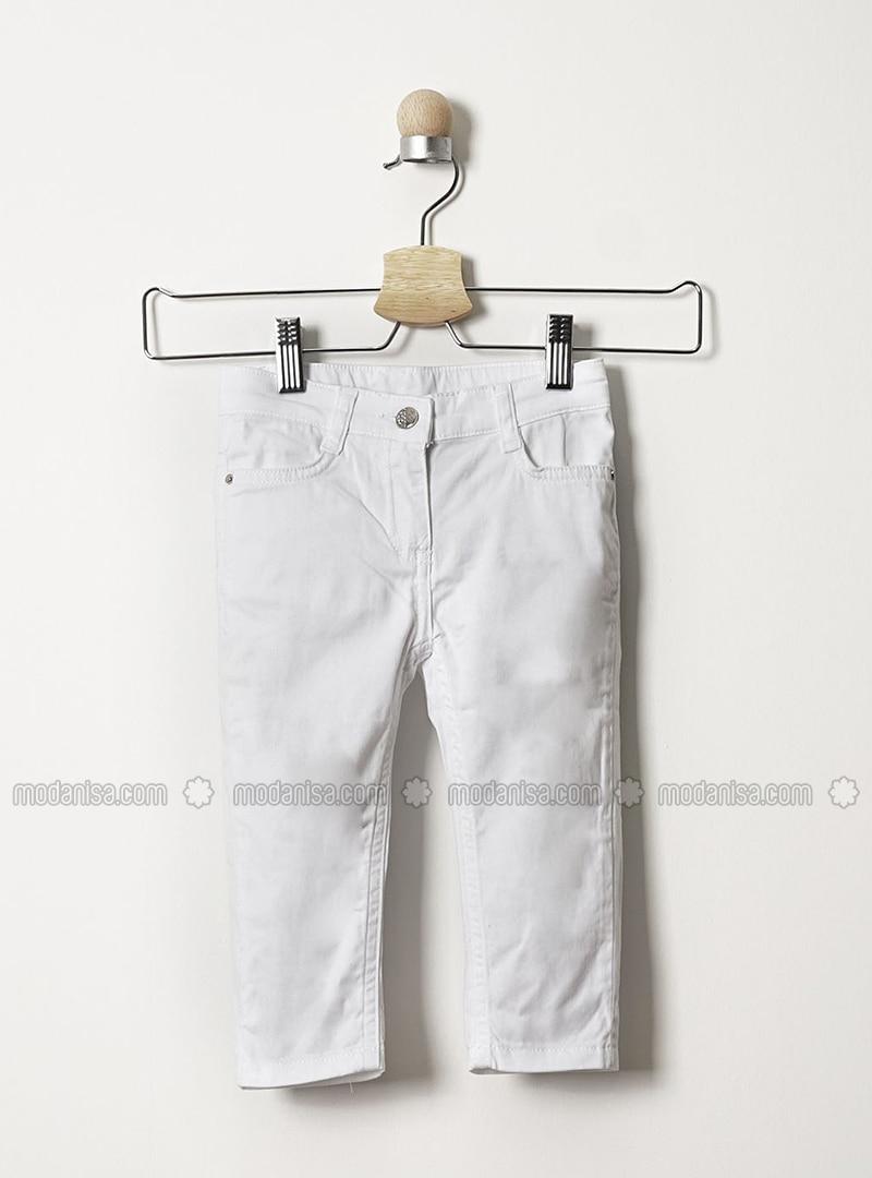 - White - Boys` Pants