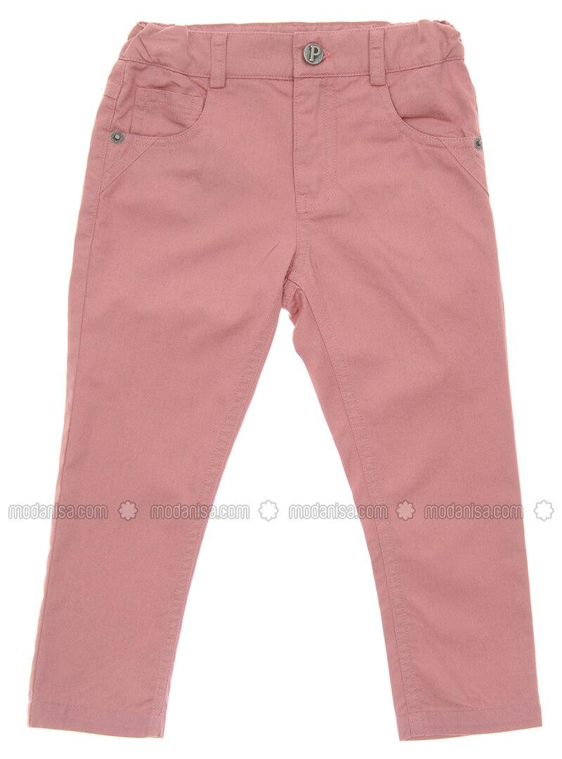 - Dusty Rose - Boys` Pants