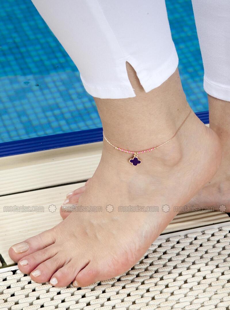 Rose - Anklet