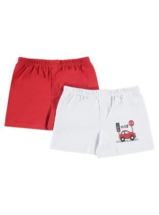 White - Kids Underwear