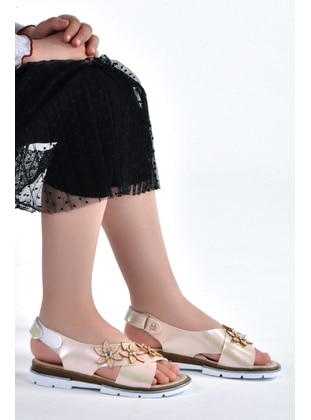 Multi - Girls` Sandals