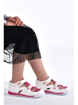 Multi - Girls` Sandals - Şirin Bebe