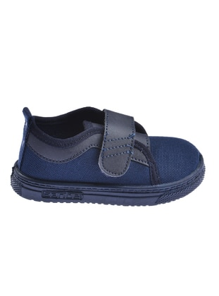 Navy Blue - Boys` Sandals - Sanbe