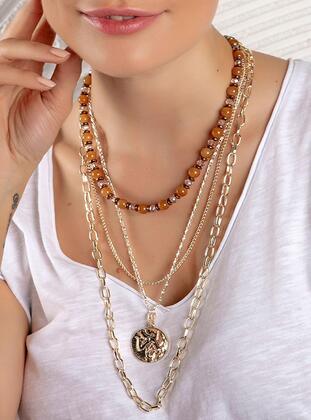 Camel - Necklace