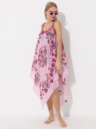 Pink - Pareo - Daisy Accessory