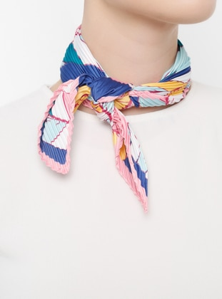 Navy Blue - Neckerchief - Daisy Accessory