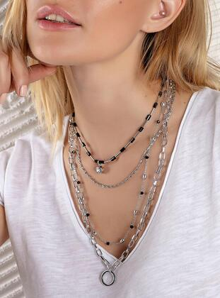 Black - Necklace