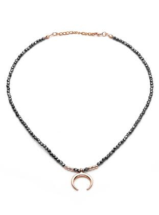 Anthracite - Necklace