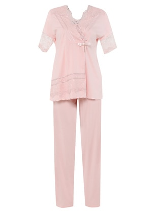 Powder - Modal -  - Combed Cotton - Maternity Pyjamas